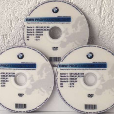 BMW CD DVD Navigatie BMW Navi Update Professional BMW GPS DVD ROMANIA 2017 - Software GPS