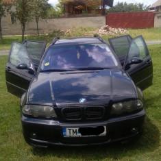 BMW 320d E46 136cp combi, An Fabricatie: 2002, Motorina/Diesel, 260000 km, 1995 cmc, Seria 3