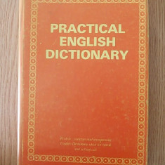 Practical english dictionary - Curs Limba Engleza Altele