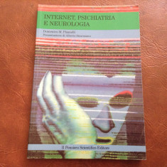 Carte l Italiana - Internet Psichiatria e Neurologia / 98 pagini ! - Carte in italiana