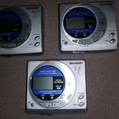 Minidisc sharp - CD player