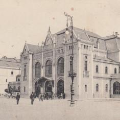 ARAD GARA - Carte Postala Crisana dupa 1918, Necirculata, Printata