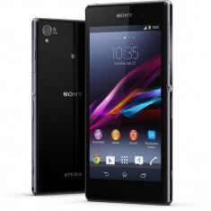 Sony Xperia Z1 Black Liber de retea 0.00 Minute Neactivat - Telefon mobil Sony Xperia Z1, Negru, Neblocat, 2G & 3G & 4G