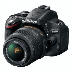 Nikon D5100 + obiectiv 18-55 mm - Aparat Foto Nikon D5100