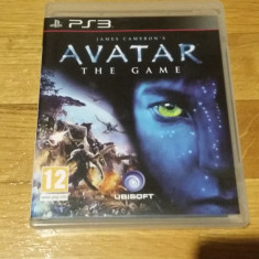 PS3 James Cameron's Avatar the Game - joc original by WADDER - Jocuri PS3 Ubisoft, Actiune, 12+, Single player