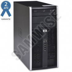 Calculator Tower Athlon II X2 B22 2.8GHz 4GB DDR3 160GB HD4200 DVD-RW GARANTIE!! - Sisteme desktop fara monitor HP, AMD Athlon II, 2501-3000Mhz, 100-199 GB, AM2