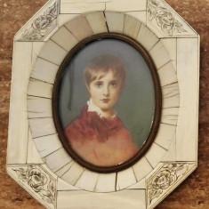 Pictura miniaturala
