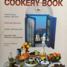 THE TRADITIONAL GREEK COOKERY BOOK - Carte Retete culinare internationale