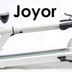 Trotineta electrica pliabila Joyor Voyager, 500W, 35km/h, 40 km automie, 15 kg - Trotineta adulti