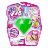 Set de creatie Color Bling Diamant - Decoreaza orice obiect personal Verde
