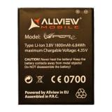 Acumulator  Allview  V2 Viper e original nou, Alt model telefon Allview, Li-ion