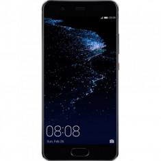 Smartphone Huawei P10 , Dual Sim , 5.1 Inch IPS , Octa Core , 4 GB RAM , 64 GB , Retea 4G , Android Nougat , Negru