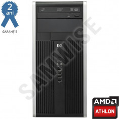 Calculator AMD Athlon II X2 B28 3.4GHz 4GB DDR3 500GB HD4200 DVD-RW GARANTIE!!! - Sisteme desktop fara monitor HP, Peste 3000 Mhz, 500-999 GB, AM3