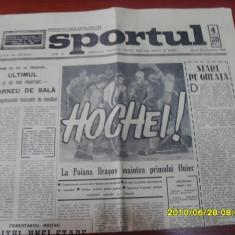 Ziar   Sportul          28  10  1969