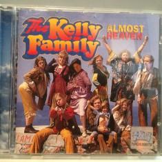 The Kelly Family - Almost Heaven (1996/EMI rec/Holland) - CD ORIGINAL - Muzica Pop emi records