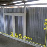 Termopane REHAU 3 camere, 2-ua Panouri cu dimensiuni diferite - Fereastra
