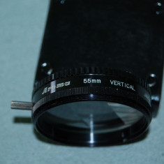Filtru MIRAGE aparat foto/aparat video cu prisma 55mm AROMA MADE IN JAPAN - Filtru foto