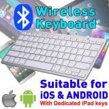 Tastatura BK3001 Wireless Bluetooth Pentru Telefon, Tableta sau Tv, Mini tastatura, Fara fir