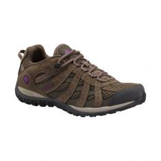 Pantofi pentru femei Columbia Redmond Mud Razzle (CLM-1575461-MDR) - Adidasi dama Columbia, Culoare: Maro, Marime: 37, 38, 39, 40