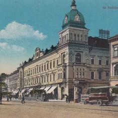 ARAD, ANDRASSY - TER, TRASURA, MAGAZINE, AUTO - Carte Postala Crisana 1904-1918, Necirculata, Printata