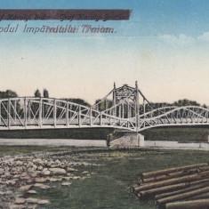ARAD PODUL IMPARATULUI TRAIAN - Carte Postala Crisana dupa 1918, Necirculata, Printata