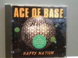 ACE OF BASE - HAPPY NATION (1993/METRONOME rec/GERMANY) - CD ORIGINAL, universal records