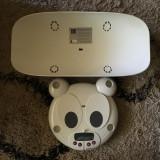 Cantar electronic bebe/copil Laica BodyForm