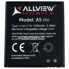 Acumulator Allview A5 Lite Original swap, Li-ion