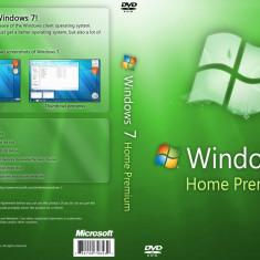 LICENTA WINDOWS 7 Home Premium SP1 32/64bit - CEL MAI BUN PRET - Sistem de operare, DVD, OEM, peste 10