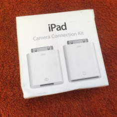 IPad Camera Connection Kit MC531ZM/A ( A1362, A1358 ) Apple