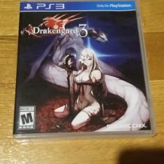 PS3 Drakengard 3 - joc original by WADDER - Jocuri PS3 Square Enix, Actiune, 16+, Single player