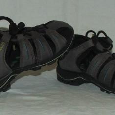 Sandale copii ECCO - nr 30, Culoare: Din imagine, Baieti, Piele naturala