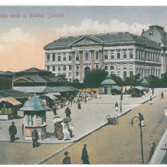 3732 - CRAIOVA, Justice Palace - old postcard - unused - Carte Postala Oltenia 1904-1918, Necirculata, Printata