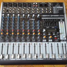 Mixer Audio Analog BEHRINGER Xenyx QX1222 USB