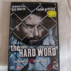 The hard word - dvd - Film actiune Altele, Altele