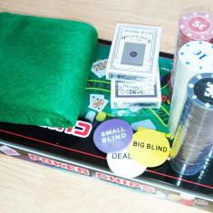 Set poker 300 jetoane inscriptionate