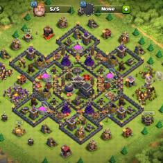 Cont clash of clans level - Jocuri PC Altele