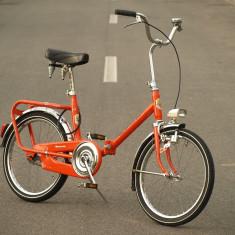 Bianchi - bicicleta pliabila, 18 inch, 20 inch, Numar viteze: 1