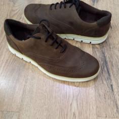 Pantofi barbat TIMBERLAND Earth Keepers Sensorflex originali piele 41.5, Culoare: Maro, Piele naturala, Casual