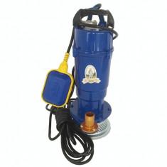 Pompa apa submersibila QDX-32M cu Flotor, 750W, 3000 l/h, - Pompa gradina, Pompe submersibile, de drenaj