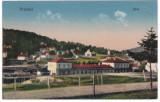 #2069- Romania, Predeal carte postala necirculata 1927 Gara