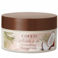 Cocos - Crema de corp cu ulei de cocos (200 ML) - Bottega Verde