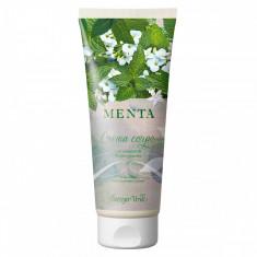 Menta - Crema de corp cu extract de menta (200 ML) - Bottega Verde