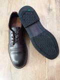 Pantofi barbat TIMBERLAND anti fatigue piele foarte comozi sz.40 !, Coffee, Piele naturala