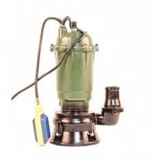 Pompa submersibila cu tocator si plutitor pentru apa murdara (HAZNA)