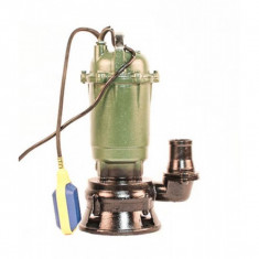 Pompa submersibila cu tocator si plutitor pentru apa murdara (HAZNA) - Pompa gradina