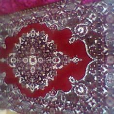 Superba cuvertura de pat vintage cu motive florale