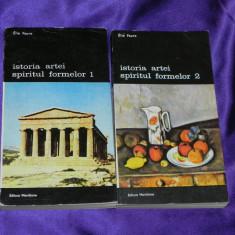 Elie Faure - Istoria artei Spiritul formelor 1-2 (f0568 - Carte Istoria artei