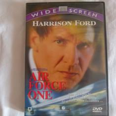 Air Force One - dvd - Film actiune Altele, Engleza