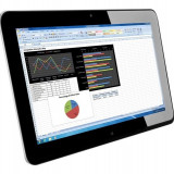 Tableta HP Elite X2 1011 G1 cu Windows 10 FullHD, SSD - noua, sigilata - L5G63EA